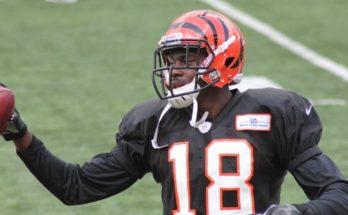 A.J. Green Cincinnati Bengals Fantasy Football