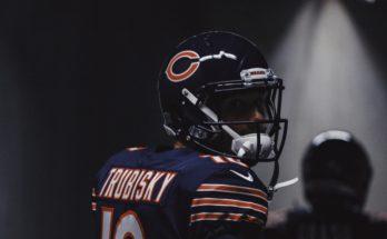 mitchell trubisky chicago bears sleeper quarterback NFC Wild Card
