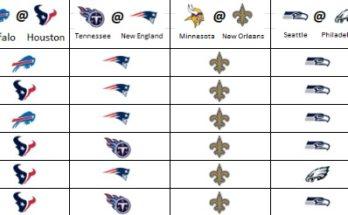 NFL wild card playoffs