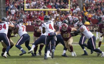 Houston Texans 2021 Deshaun Watson Fantasy Football