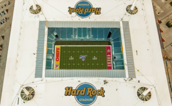 Super Bowl LIV Hard Rock Stadium