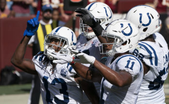 T.Y. Hilton Indianapolis Colts start or sit