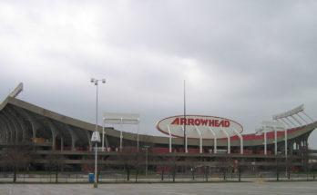 Kansas City Chiefs Arrowhead Stadium clyde edwards-helaire CEH