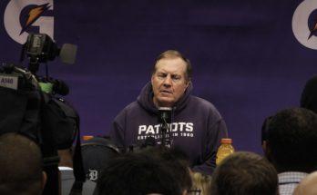 Bill Belichick New England Patriots Fantasy Football
