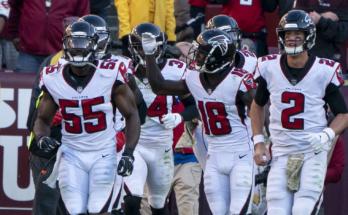Calvin Ridley Matt Ryan Atlanta Falcons