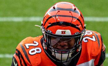 Joe Mixon Cincinnati Bengals