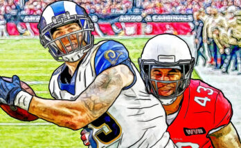 Tyler Higbee Los Angeles Rams