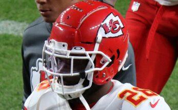 Damien Williams Kansas City Chiefs