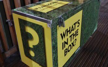 Antonio Gibson mystery box