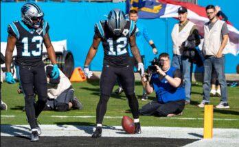 D.J. Moore Carolina Panthers