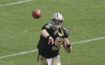 Drew Brees New Orleans Saints Fascinating Facts