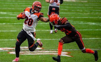 Joe Mixon Cincinnati Bengals Running Back
