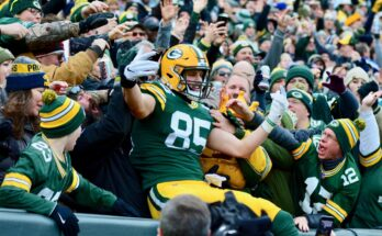 Robert Tonyan Green Bay Packers