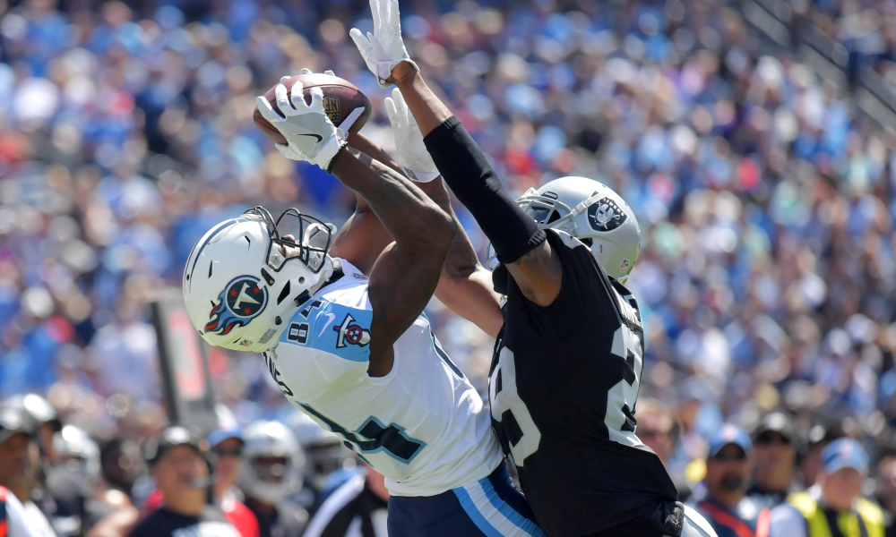 waiver wire waiver wire wide receiver sleepers corey davis tennessee titans new york jets absurdity check start or sitwide receiver sleepers corey davis tennessee titans absurdity check start or sit