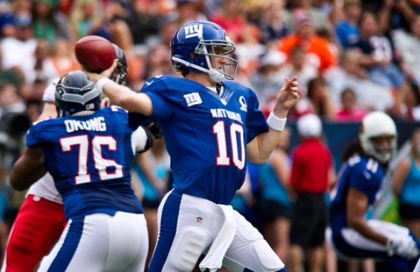 Eli Manning Player Profile