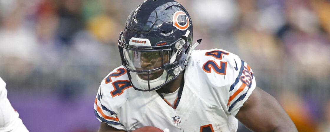 Jordan Howard Chicago Bears
