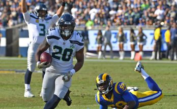 Rashaad Penny Seattle Seahawks Waiver Wire Running Back