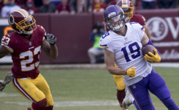Adam Thielen Minnesota Vikings