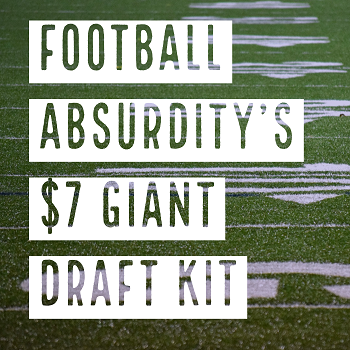 BeerSheet Request Form - Football Absurdity