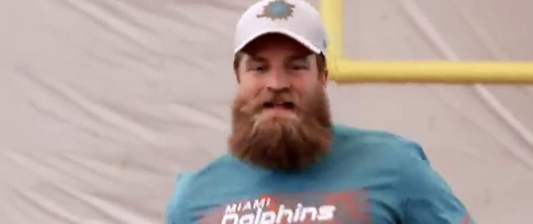 Ryan Fitzpatrick Miami Dolphins Start or Sit Quarterback Sleepers Absurdity Check