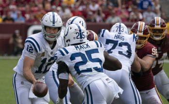 Marlon Mack Indianapolis Colts