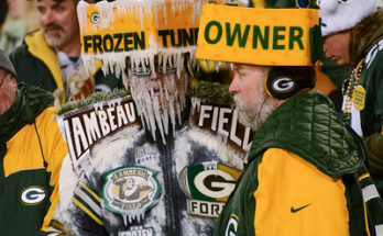 nfc divisional round green bay packers fans