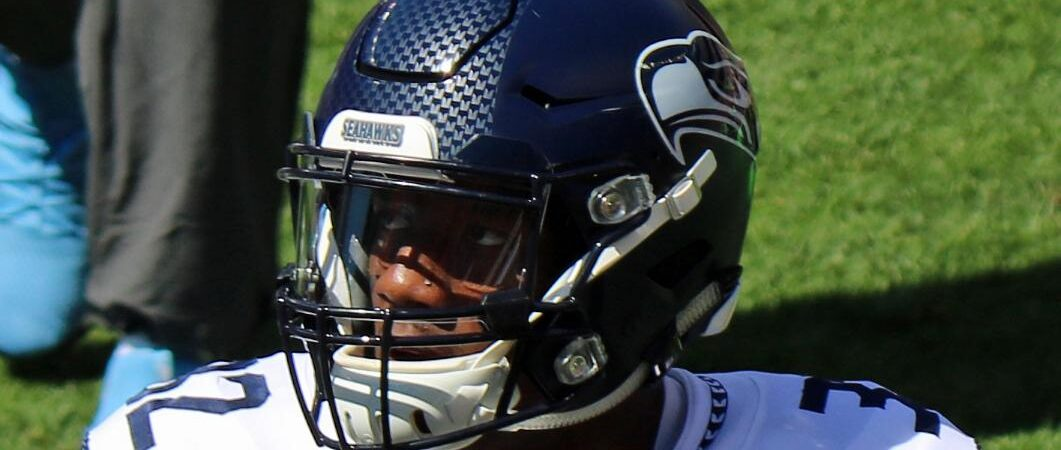 Chris Carson Seattle Seahawks