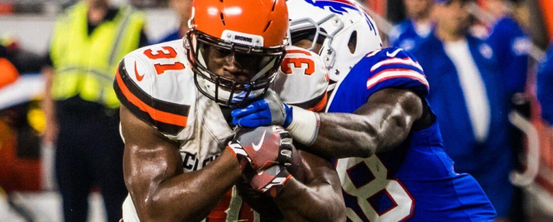 Nick Chubb Cleveland Browns Running Back