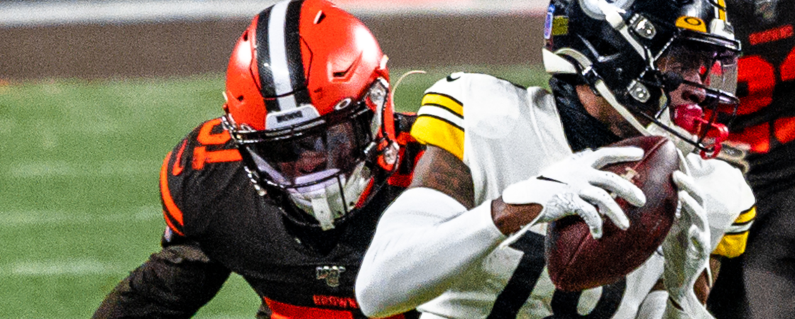 Diontae Johnson Pittsburgh Steelers