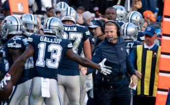 Michael Gallup Dallas Cowboys