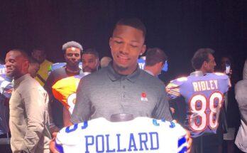 Tony Pollard Dallas Cowboys