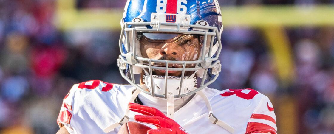 Darius Slayton New York Giants Start or Sit