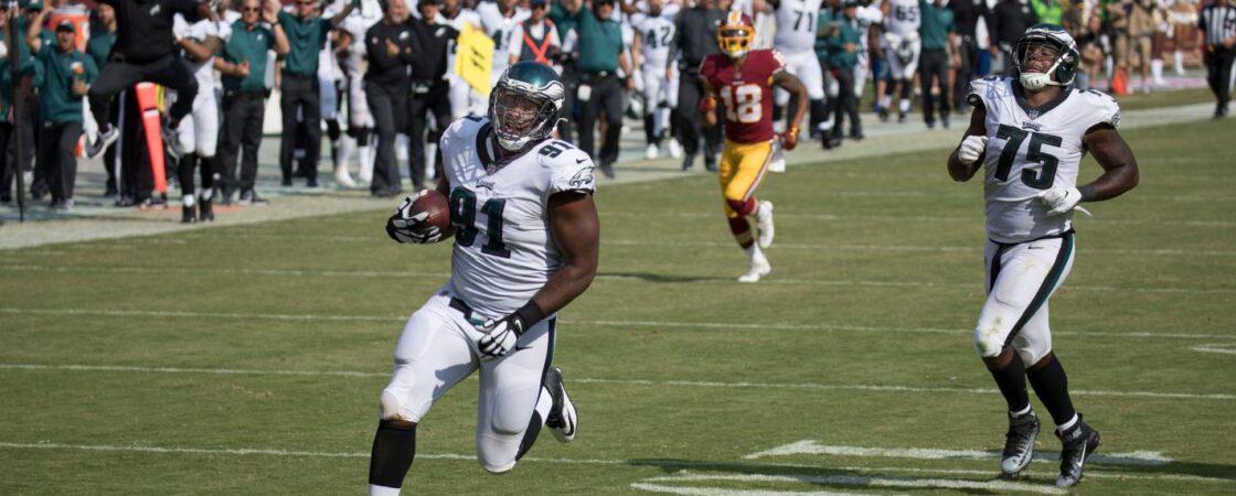 Fletcher Cox Philadelphia Eagles Streaming Defenses