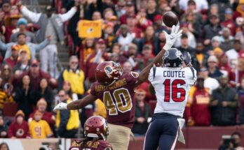 Keke Coutee Houston Texans Waiver Wire