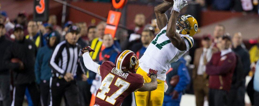 Davante Adams Green Bay Packers Wide Receiver