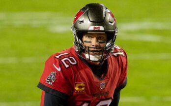 Tom Brady Tampa Bay Buccaneers Super Bowl