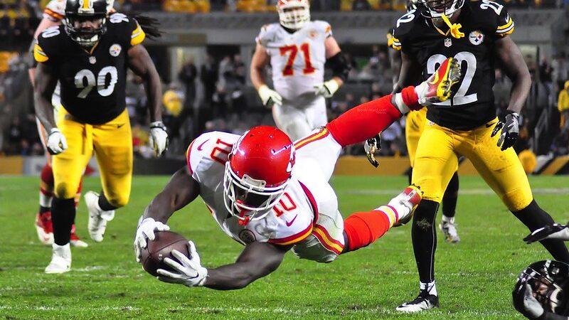 Tyreek Hill Kansas City Chiefs