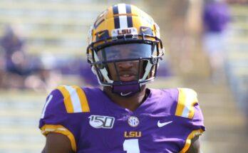 NFL Draft Ja'Marr Chase LSU