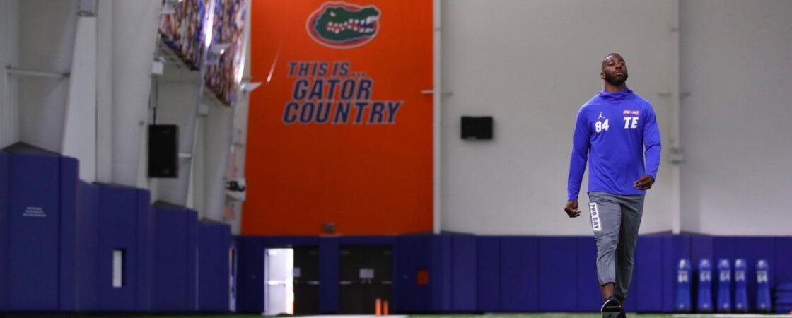 NFL Draft Kyle Pitts Florida Tight End