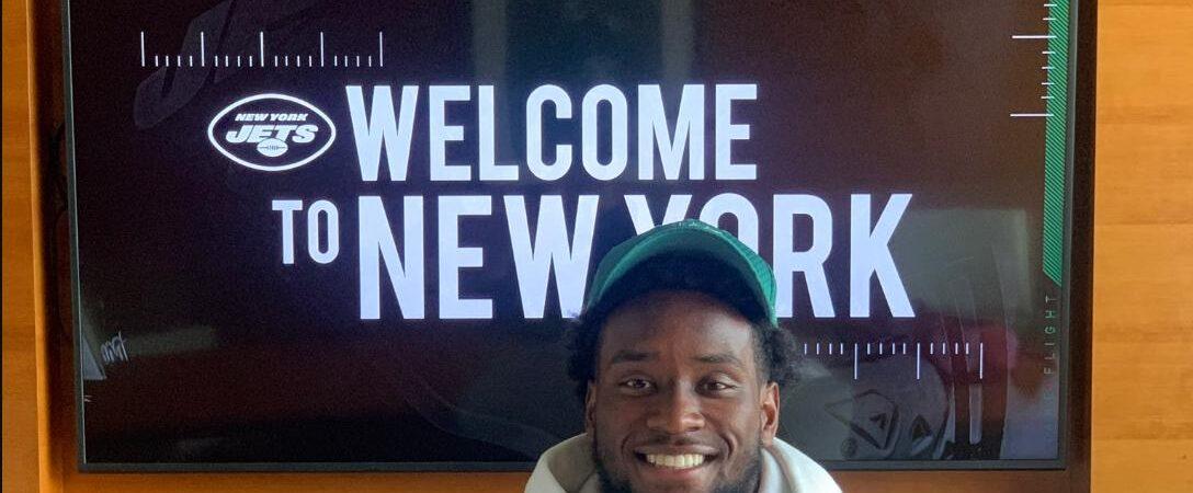 2021 Michael Carter New York Jets