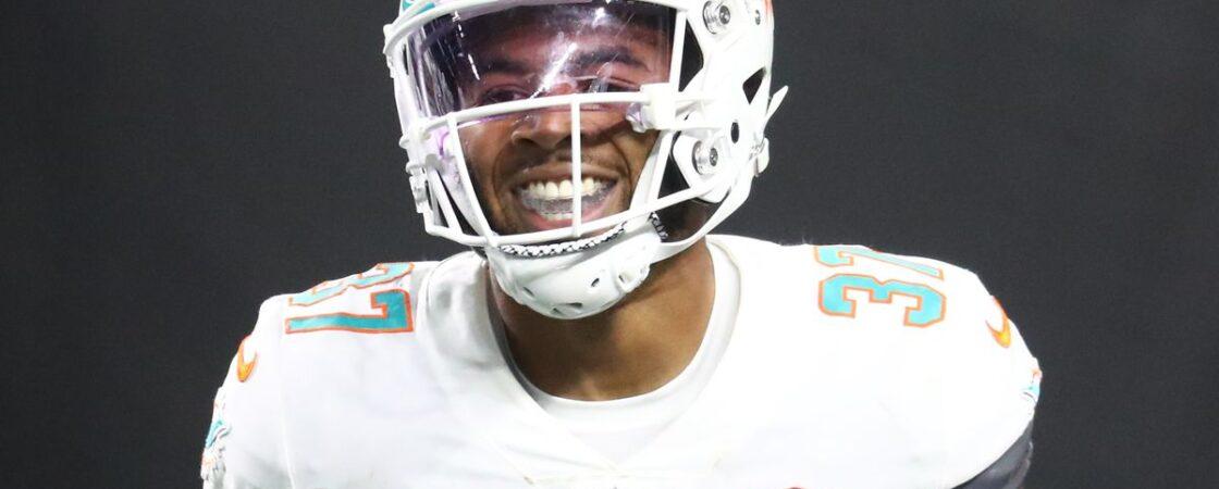 2021 Myles Gaskin Miami Dolphins Running Back